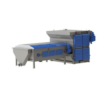 Dewa - Model Belt Filter Press - VDP Combo