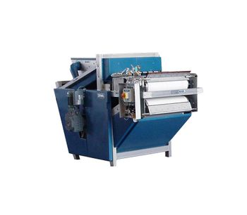 Dewa - Model Belt Filter Press - P-C