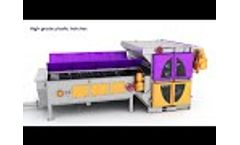 Dewa VDP Combo Belt Filter Press Video