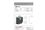 ESTA - Model SRF T2 - Welding Fume Filters - Data Sheet