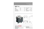 ESTA - Model SRF T4 - Welding Fume Filters - Data Sheet