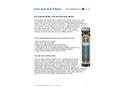 Pursanova - Iron and H2S Filters