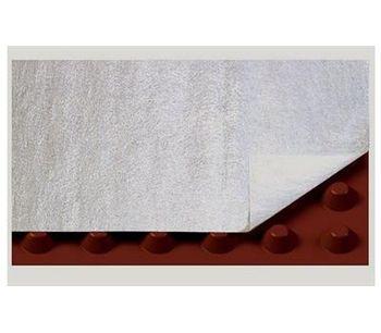 VersiDrain - Model 8 Geo - Dimpled Plastic Drain Sheet