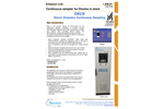 Tecora - Model DECS - Continuous Emission Dioxins Sampler Brochure