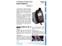 Tecora EDGE - Model 5 - Noise Dosimeter Brochure