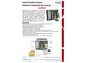 Tecora MaMos - Stationary Combustion Gas Analyzer