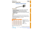 Tecora- Outstack Sampling Heated Isokinetic Sampling Probe  Brochure