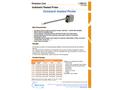 Tecora - Outstack Sampling Heated Isokinetic Sampling Probe
