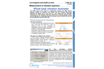 Tecora - Vibration Dosimeters Brochure