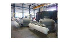 Catalyst Hopper Vent Gas Filters