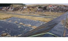 PEHD membrane sealing systems for landfill base liners