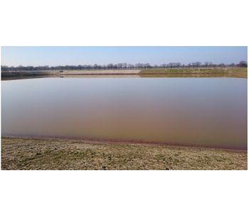 PEHD membrane sealing systems for basins - Environmental