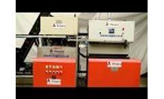 4 Cavity Pet Blowing Machine Video