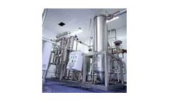 Water Treatment Processing System