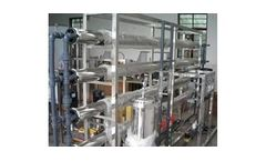 Paint Industry Wastewater Treatment Plant