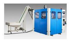 Automatic PET Blowing Machine - 4000 Bottle Per Hour