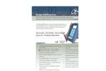SADPminiEx - Portable Digital Hygrometer- Brochure