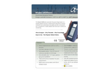 SADPmini - Hand Held Dewpoint Meter- Brochure