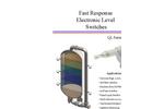 Ameritrol - Model QL Series - Level Switches Brochure