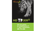 HD TYger - Model T and Y Connections - Rehabilitation Packer - Datasheet
