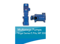 Multistage Pumps Vogel Series P, PVa, MP 300