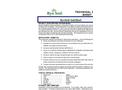 ByoSoil ByoDetox Technical Data Sheet