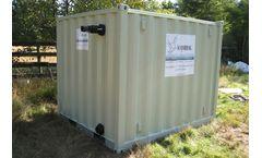 Tigerfloc - Mini Water Treatment Unit
