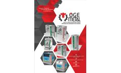 Aco-Recycling - Model UGC - Underground Waste Containers - Brochure