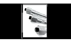Model MZ-Gel SDplus - Highly Cross Linked Poly Columns