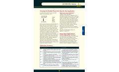ACE - Model 100Å - HPLC Columns Brochure