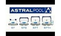 AstralPool Robotic Pool Cleaner Range Video