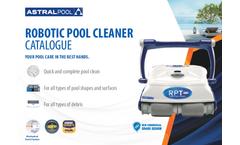 AstralPool - Model RPB - Robot Pool Cleaner Brochure