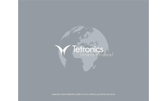 Tetronics Corporate Overview Brochure