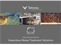 Tetronics - Hazardous Waste Treatment Solutions - Brochure