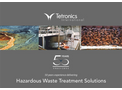 Tetronics - Hazardous Waste Treatment Solutions - Brochure