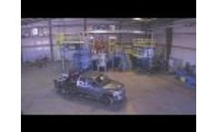 Timelapse of a Precious Metal Plasma Recovery System Installation - Video