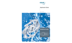 EDUR Multiphase DAF/IGF Pumps
