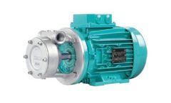 EDUR - Model Multiphase PBU EB LBU - Horizontal Centrifugal Pumps