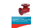 Bell & Gossett - Model Plus - Suction Diffuser  Brochures