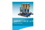 AquaForce - Model e-HV - Pump Systems- Brochure