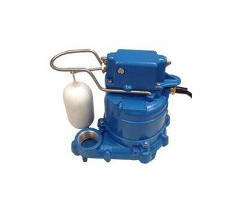 Model GSP0311 - Cast Iron Sump and Effluent Pump