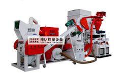 Qida - Model QD-500 Type - Dry Waste Circuit Board Recycling Machine