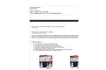 EndPoint - Model TK1015-Z - ID Drop Count Test Kit Brochure