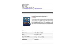 AquaPhoenix - Model BWTK200 - Boiler Water Test Kit Brochure