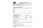 Press Registration Form