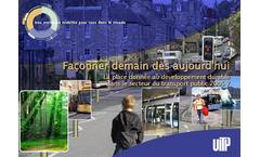 Report: Making Tomorrow Today - Façonner Demain dès Aujourd'hui (FR) (PDF 6762 KB)