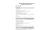 UITP Sustainable Development Seminar Program