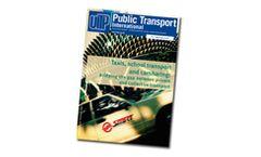 Public Transport International Magazine