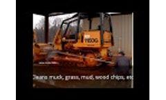 Heavy Equipment Pressure Washing Cleaning Demucker Video