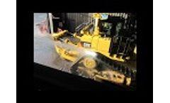Heavy Equipment Wash Down With Demucker Pressure Washer Video